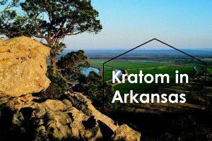 Kratom in Arkansas