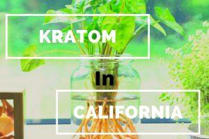 Kratom in California