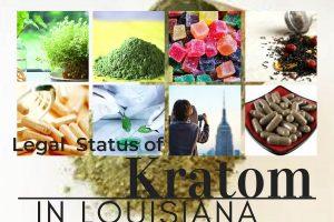 Kratom in Louisiana