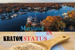 Kratom in Maryland