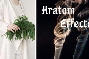 Kratom Effects