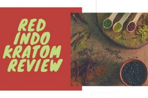 Red Indo Kratom Review