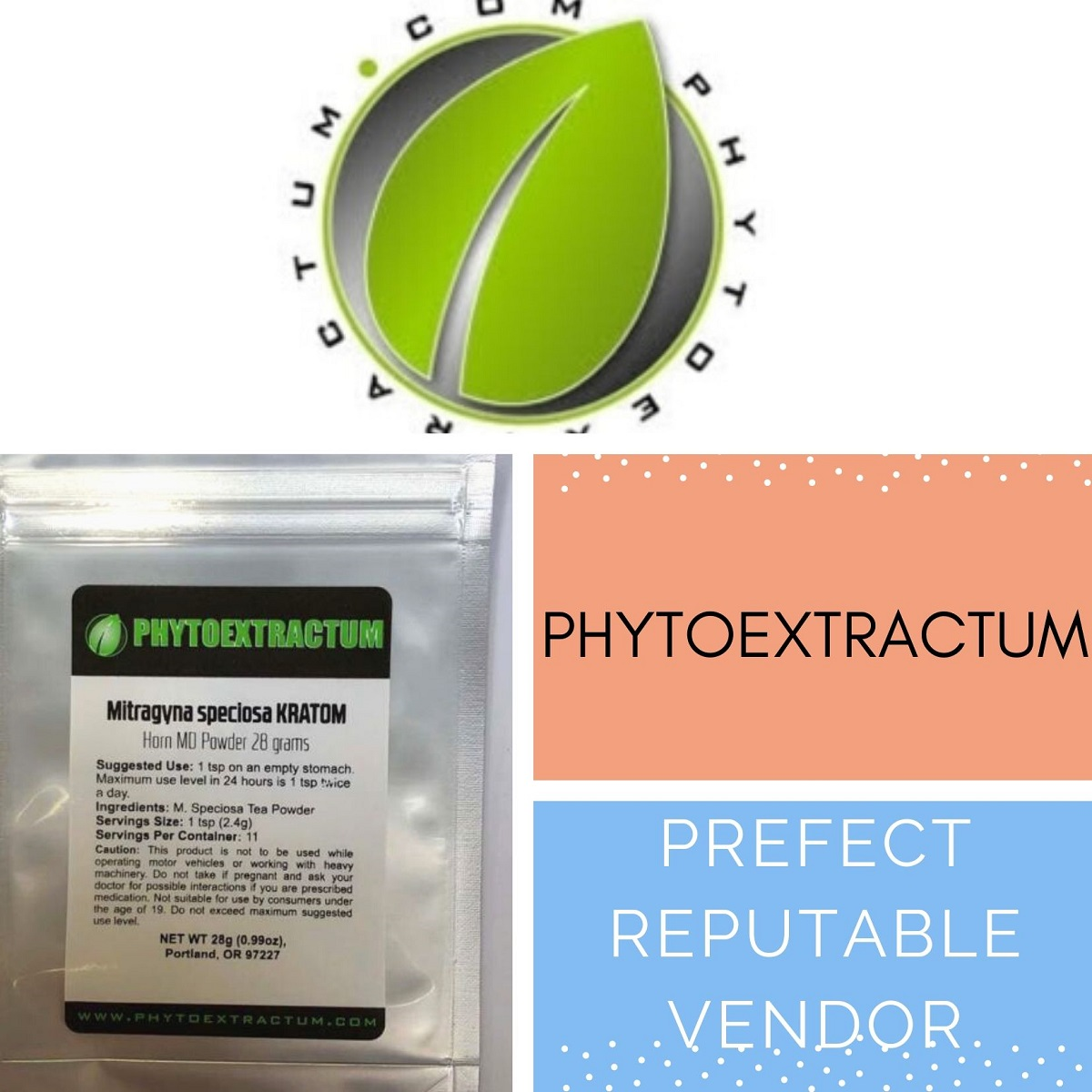 Phytoextractum Review