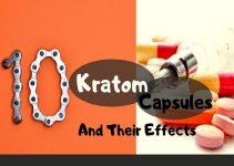 10 Kratom Capsules